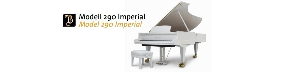 [:es]Imagen piano de cola BÖSENDORFER modelo 290 Imperial blanco ancho