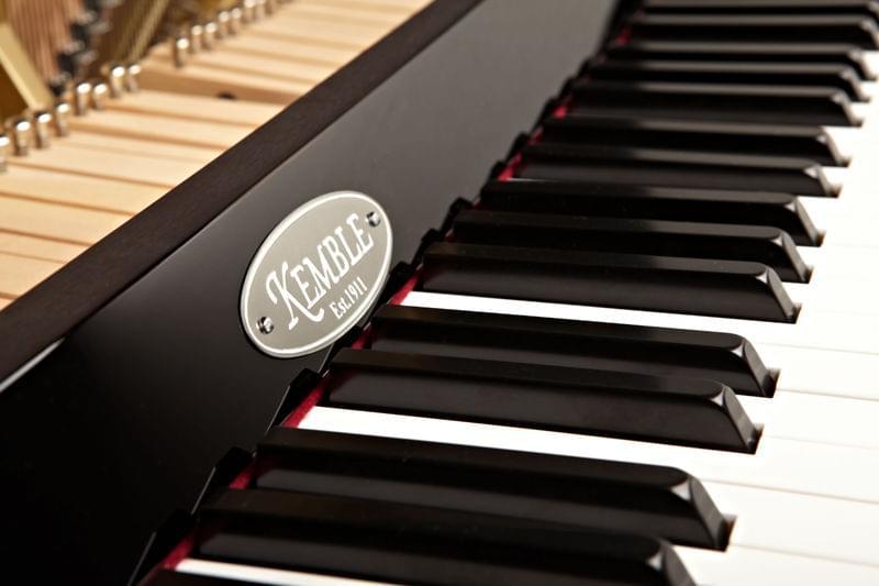 Imatge detall teclat piano k113 KEMBLE. Col·lecció Preludio