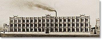 Imagen de la Fábrica de pianos Ortiz y Cussó