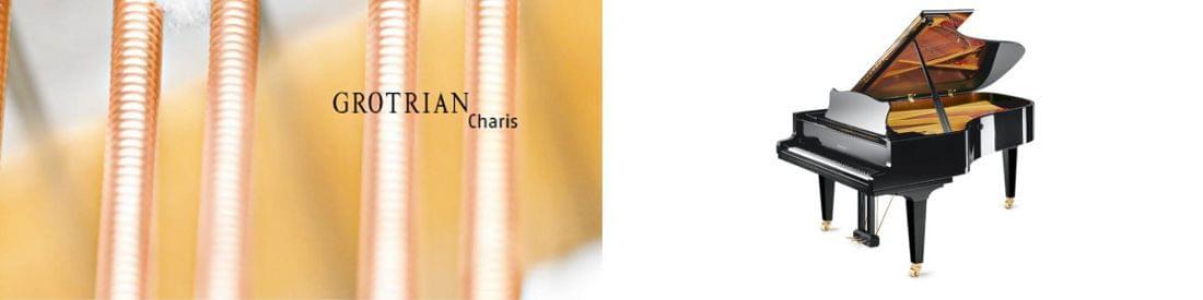 Imagen piano de cola GROTRIAN modelo Charis