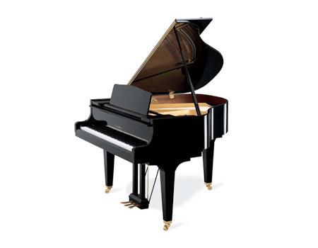 Imagen  piano de cola KAWAI. Modelo GM-10