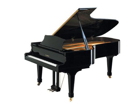 Imagen piano de cola KAWAI. Modelo artesanal sk7