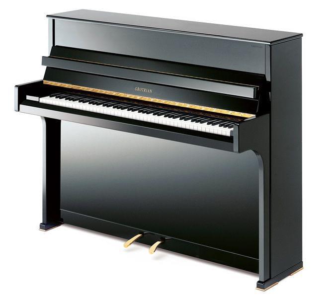 Imagen piano vertical GROTRIAN modelo Canto