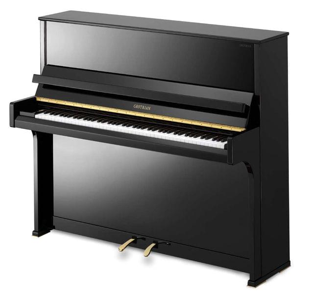 Imagen piano de cola GROTRIAN modelo College