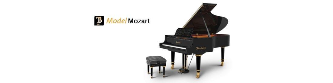 Imagen piano de cola BÖSENDORFER edición limitada 180 aniversario