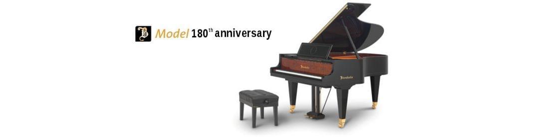 Imagen piano de cola BÖSENDORFER edición limitada Mozart