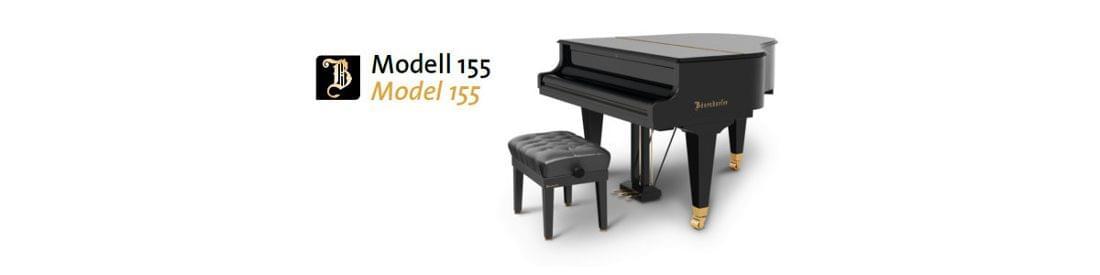 Imagen piano de cola BÖSENDORFER modelo 155