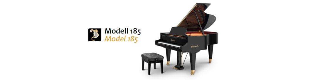 Imagen piano de cola BÖSENDORFER modelo 185