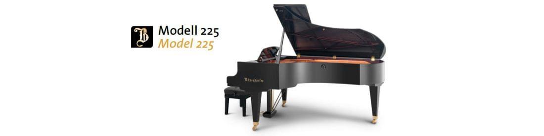 Imagen piano de cola BÖSENDORFER modelo 225