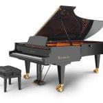 Imagen piano de cola BÖSENDORFER modelo 290 Imperial con banqueta