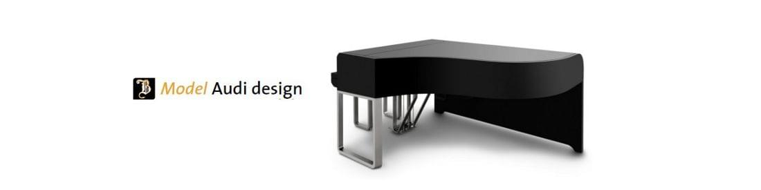 Imagen piano de cola BÖSENDORFER modelo Audi Design