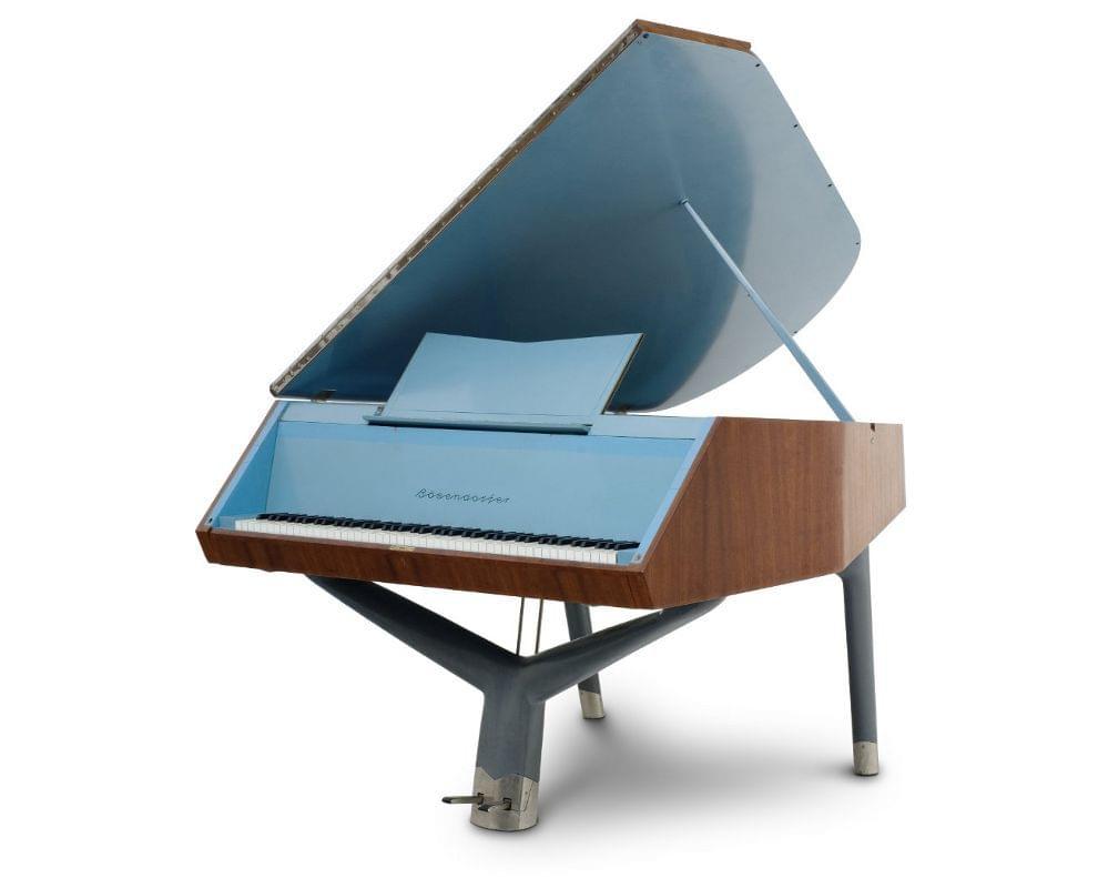 Imagen piano de cola BÖSENDORFER modelo diseño Brüssel