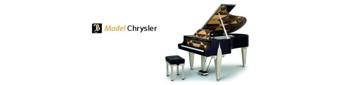 Imagen piano de cola BÖSENDORFER modelo de diseño Chrysler