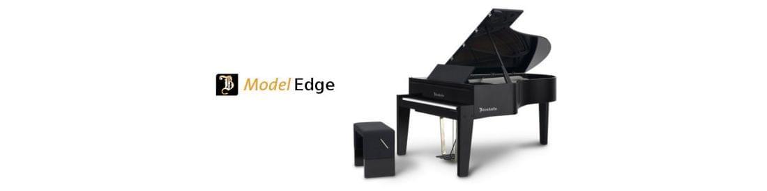Imagen piano de cola BÖSENDORFER modelo de diseño Edge