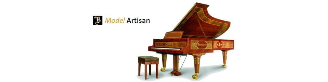 Imagen piano de cola BÖSENDORFER modelo Artisan