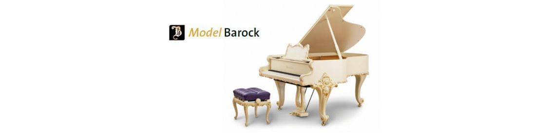 Imagen piano de cola BÖSENDORFER modelo especial Baroque