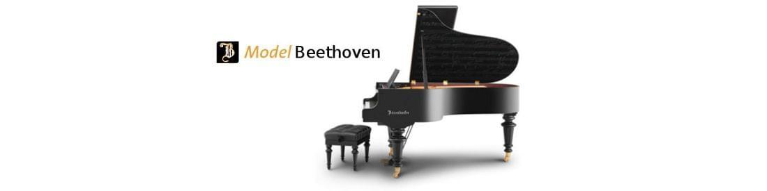 Imagen piano de cola BÖSENDORFER modelo especial Beethoven