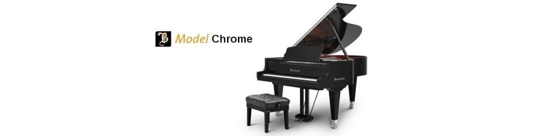 Imagen piano de cola BÖSENDORFER modelo especial Chrome