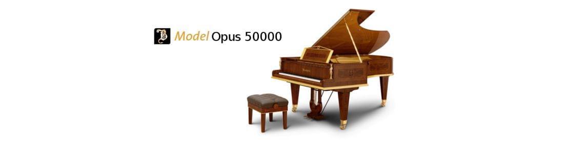 Imagen piano de cola BÖSENDORFER modelo especial Opus 50000