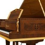 Imagen piano de cola BÖSENDORFER modelo especial Opus 50000 detalle lateral