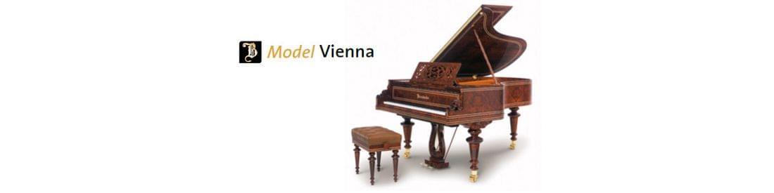 Imagen piano de cola BÖSENDORFER modelo especial Vienna