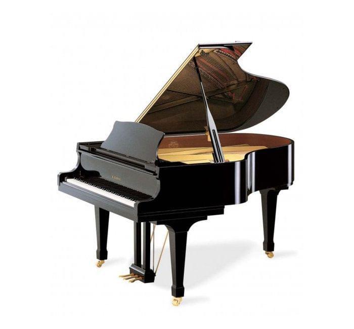 [:es]Imagen piano de cola KAWAI RX Series modelo RX-3 acabado negro pulido
