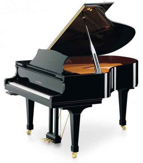 Imagen sistema Anytime X instalado en un piano KAWAI