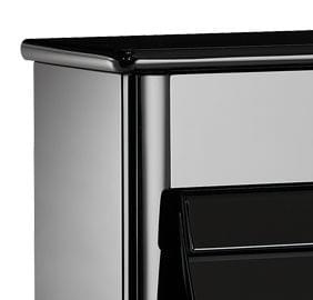 Detalle mueble piano KEMBLE colección Family modelo Concerto