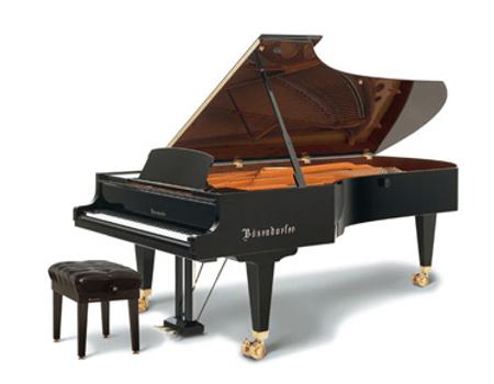 Imatge  piano de cua BÖSENDORFER. Model 290