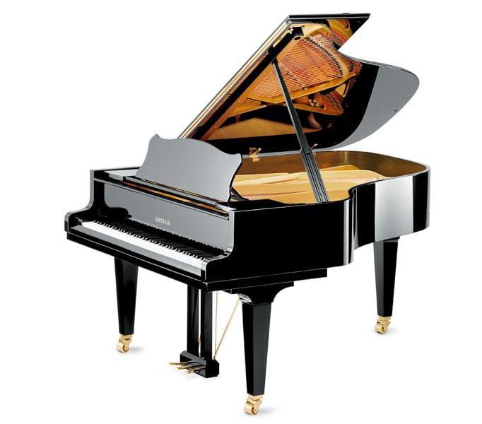 Imagen piano de cola GROTRIAN model Cabinet