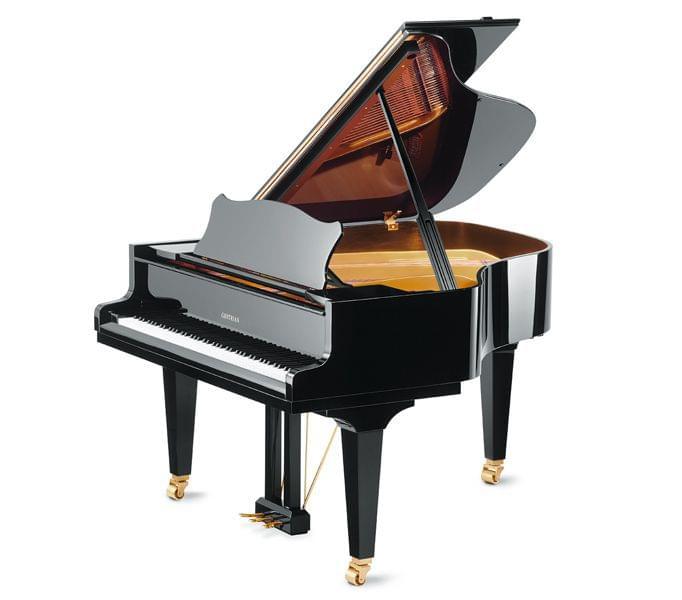 Imagen piano<br /><br /> de cola GROTRIAN model Chambre