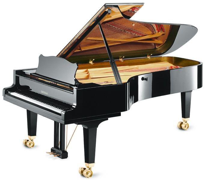 Imagen piano de cola GROTRIAN model Concert Royal
