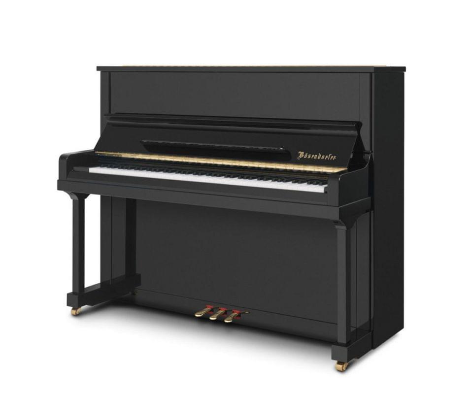 Imagen piano vertical BÖSENDORFER model 120 CL