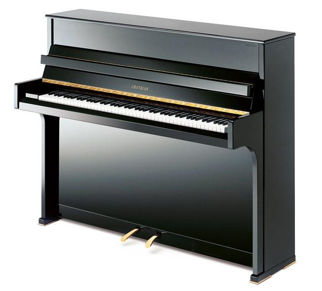 Imagen piano vertical GROTRIAN model Canto