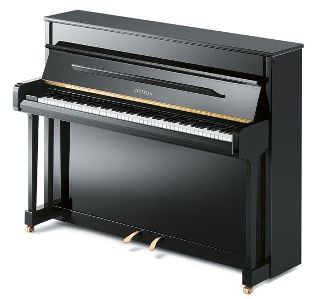 Imagen piano vertical GROTRIAN model Carat