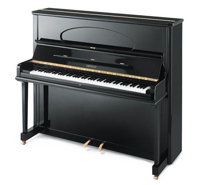 Imagen piano vertical GROTRIAN model Concertino
