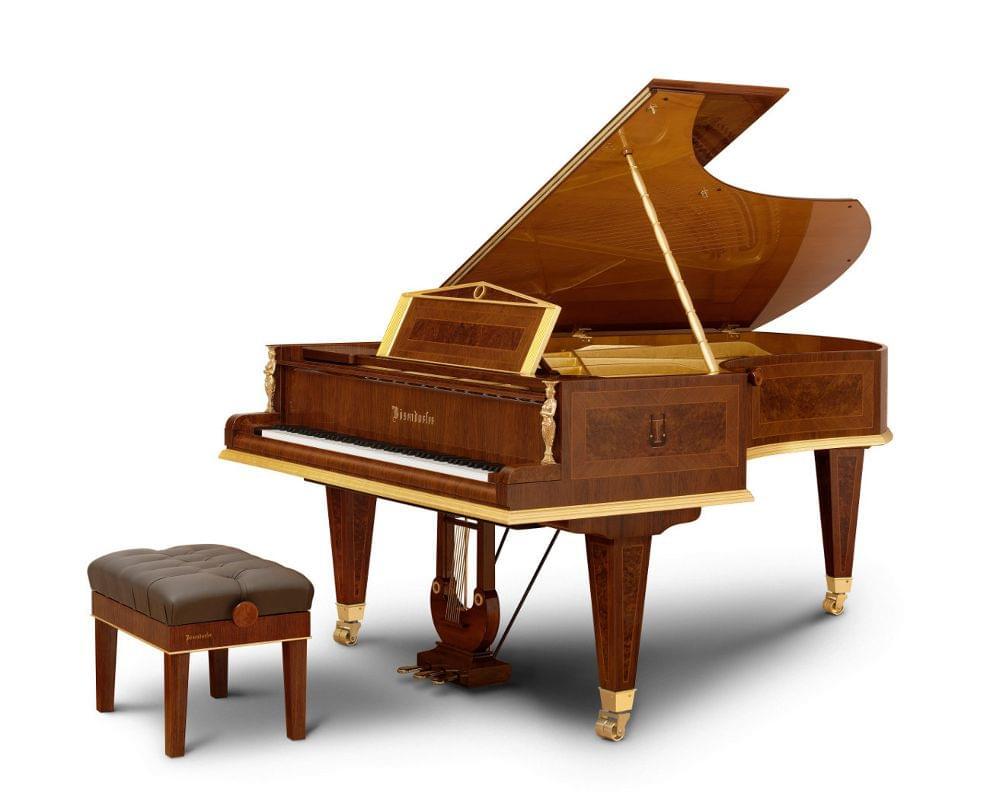Imagen piano de cola BÖSENDORFER model especial Opus 50000 con banqueta