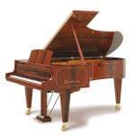 Imagen Imagen piano de cola BÖSENDORFER model especial Senator caoba pulido con banqueta