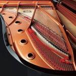 Imagen detall piano de cola YAMAHA CX Series 01