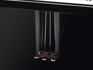 Imagen detall pano de cola YAMAHA CX Series 05