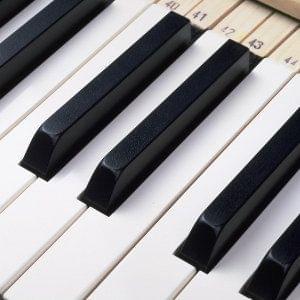 Característica pianos KAWAI superficie teclas neotex