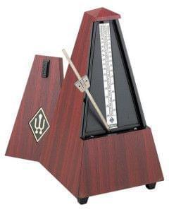 Accesorio para piano,  metrónomo eléctrico de diseño Wittner